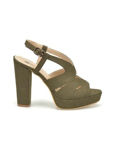Butigo Ayakkabı Haki